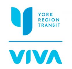 York Region Transit/Viva logo
